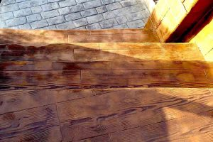 hormigon madera