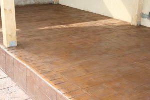 pavimento impreso madera