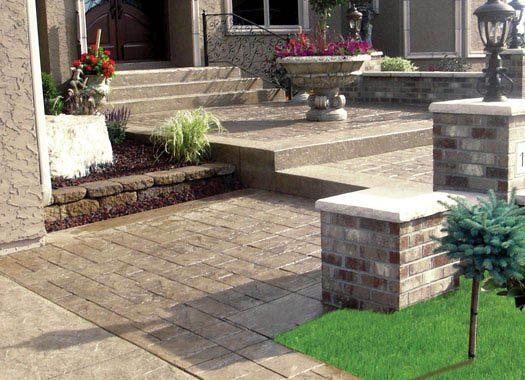 Informaci n adicional para los suelos decorativos en hormigon - Hormigon impreso badajoz ...
